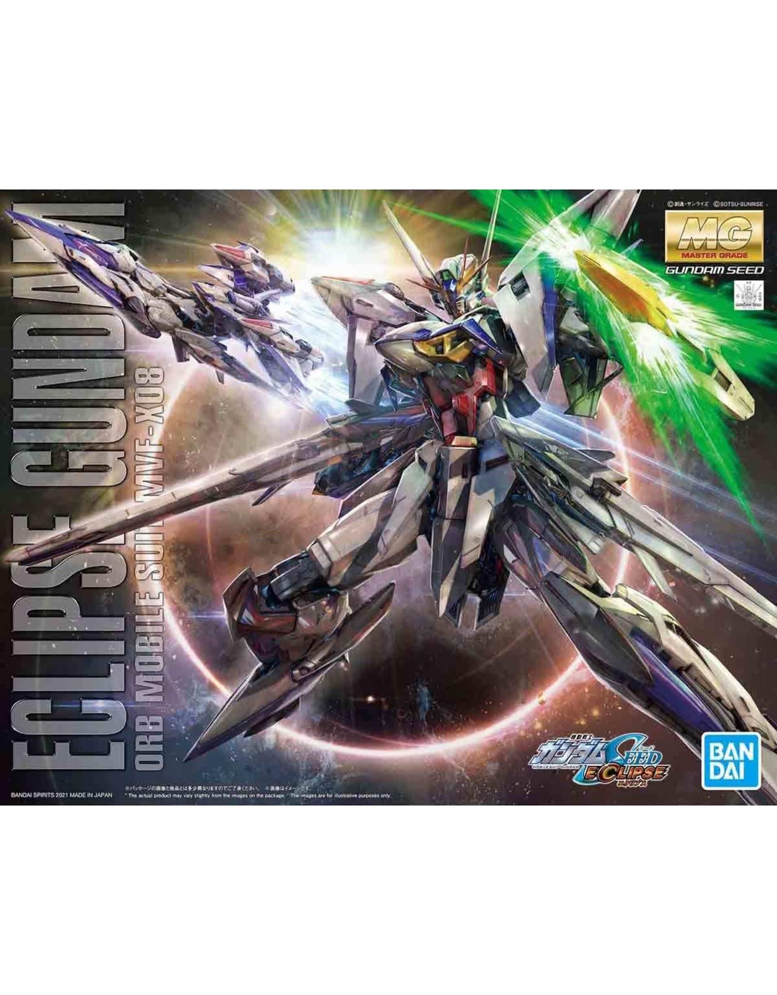 Bandai GUNDAM Model Kit MG - Eclipse Gundam