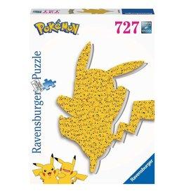 Ravensburger POKEMON Shaped Puzzle 727P - Pikachu