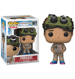 Funko GHOSTBUSTERS Afterlife POP! N° 927 -  Podcast