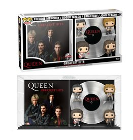 Funko QUEEN POP! Albums DLX N° 21 - Greatest Hits