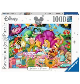 Ravensburger ALICE IN WONDERLAND Puzzle 1000P - Collector's Edition