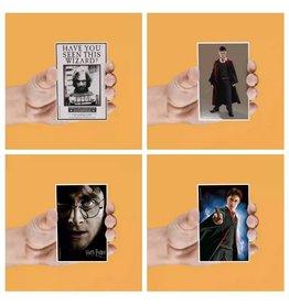 SD Toys HARRY POTTER Lenticular Magnet Set