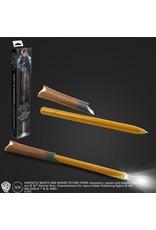Noble Collection FANTASTIC BEASTS Illuminating Wand Pen - Newt Scamander