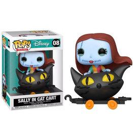 Funko THE NIGHTMARE BEFORE CHRISTMAS POP! N° - Sally in Cat Cart