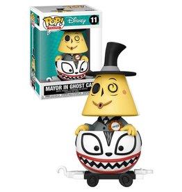 Funko THE NIGHTMARE BEFORE CHRISTMAS POP! N° - Mayor in Ghost Cart