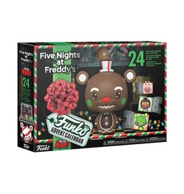 Funko FIVE NIGHTS AT FREDDY'S 2021 Black Light Advent Calendar  with 24 figures