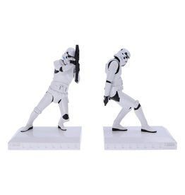 Nemesis Now STAR WARS Bookends - Stormtroopers