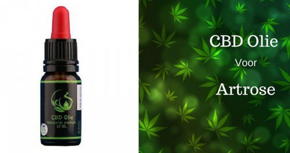 CBD olie tegen Artrose