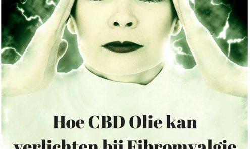 CBD olie bij Fibromyalgie