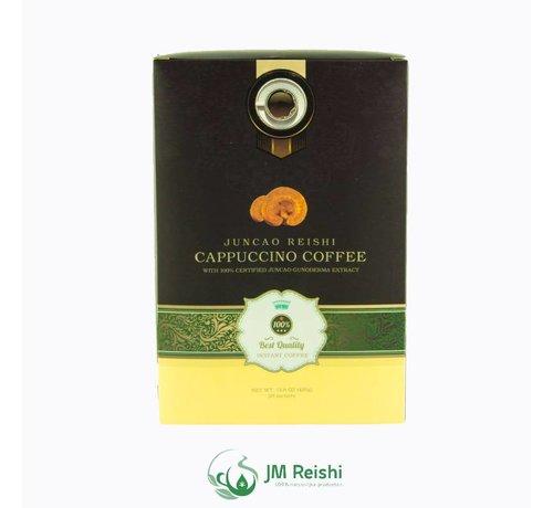 Gezonde en heerlijke Reishi Cappuccino