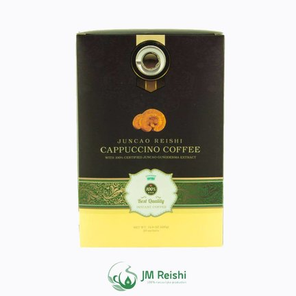 Coffee with Ganoderma