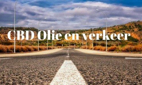 CBD Olie en verkeer