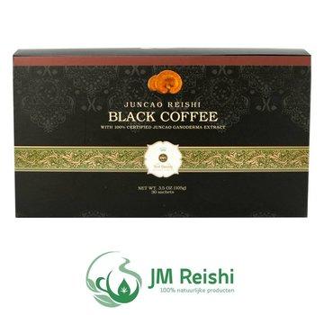 Black Reishi Koffie