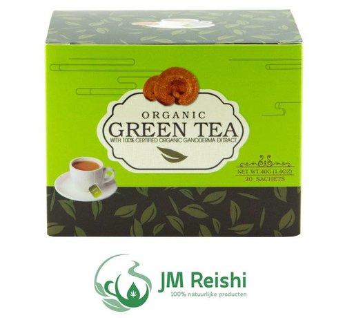 Ganoderma Green Tea