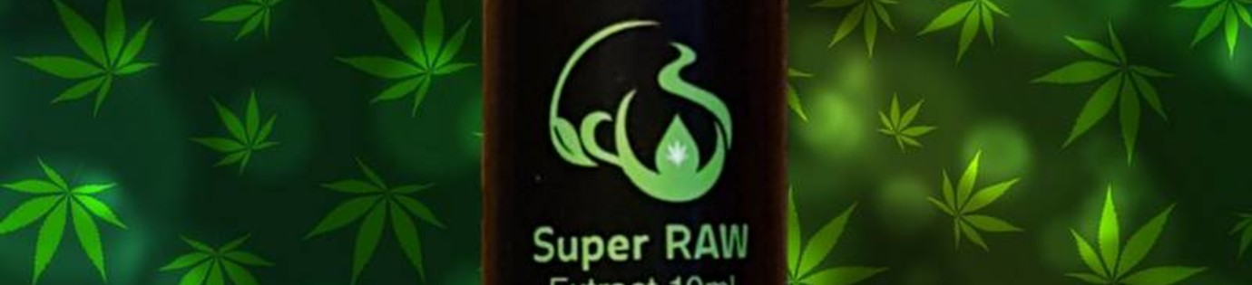 Waarom Super raw CBDA Olie?