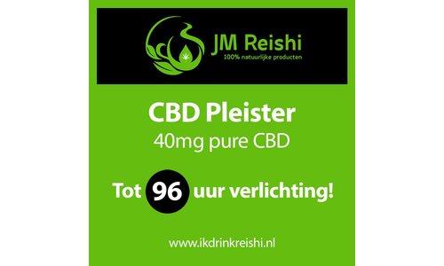 CBD Olie Pleisters