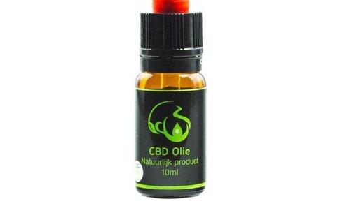 CBD Olie 5 procent
