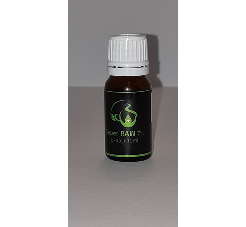 JM-Reishi Super raw CDB oil 7%