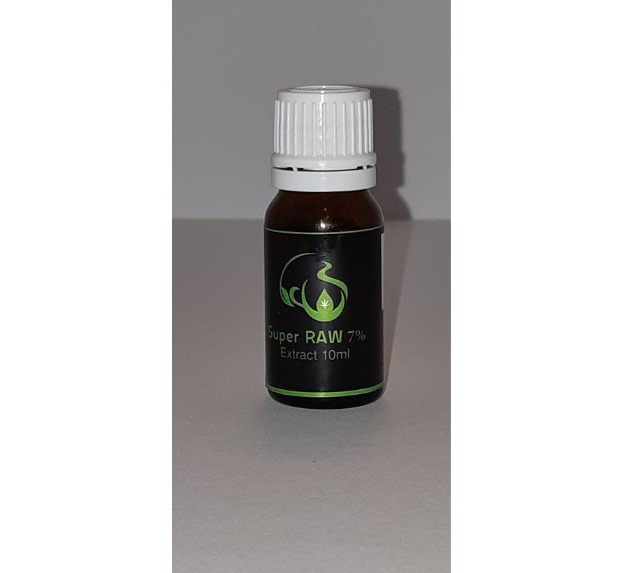 Super raw CDB oil 7%