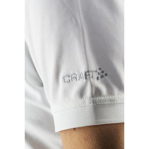 Craft Craft Polo Pique, dames, White