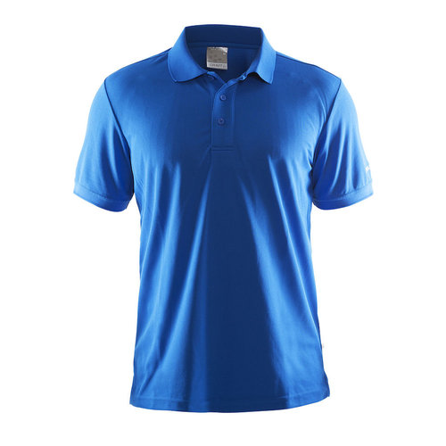 Craft Craft Polo Pique, heren, Sweden Blue