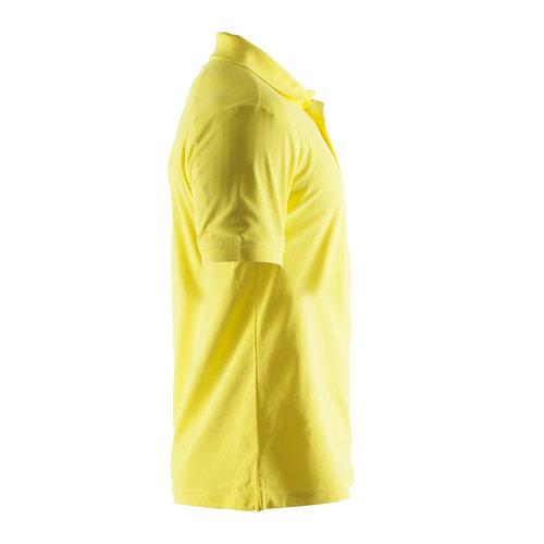 Craft Craft Polo Pique, heren, Yellow
