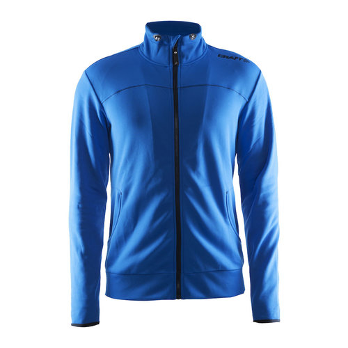 Craft Craft Leisure Jacket Full Zip, heren, blauw