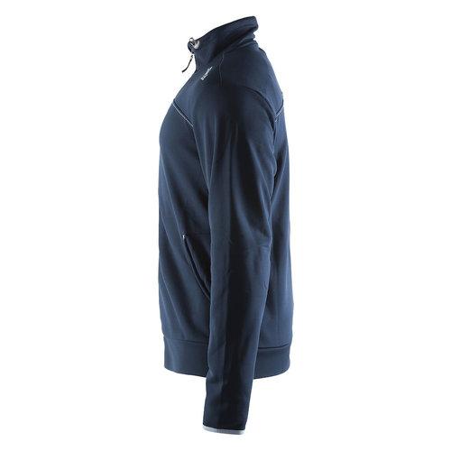 Craft Craft Leisure Jacket Full Zip, heren, Dark Navy