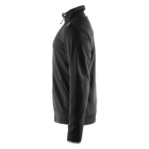 Craft Craft Leisure Jacket full Zip, heren, Black