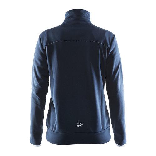 Craft Craft Leisure Jacket Full Zip,  dames Dark Navy