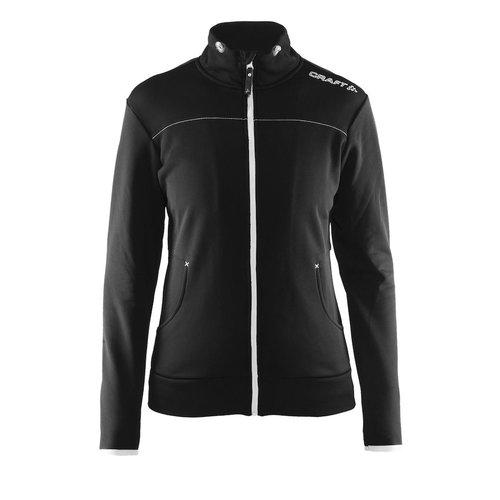 Craft Craft Leisure Jacket Full Zip,  dames, Black