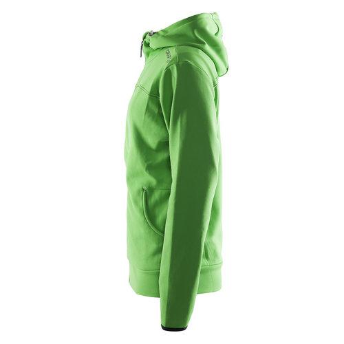 Craft Craft Leisure Hood Full Zip vest, dames,  Craft Green