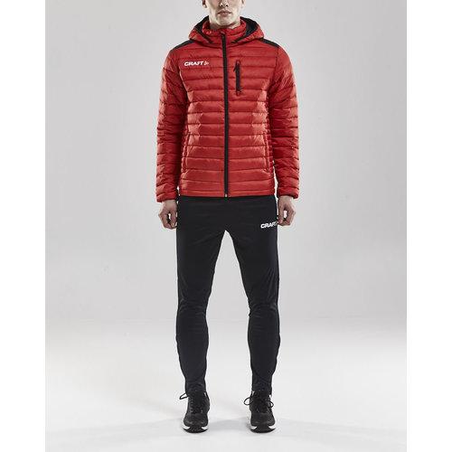 Craft Craft Isolate  Jacket, heren, Bright Red
