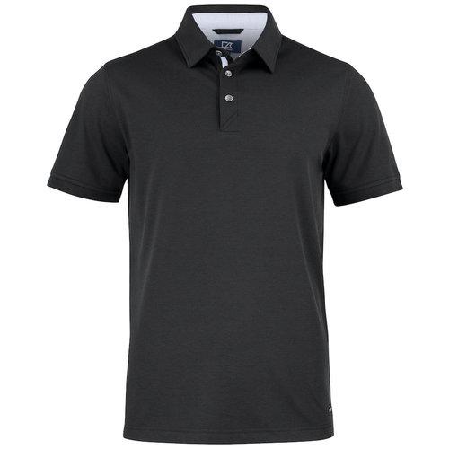 Cutter & Buck Cutter & Buck Advantage Premium Polo, heren, Black