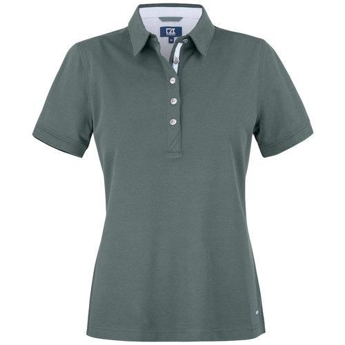 Cutter & Buck Cutter & Buck Advantage Premium Polo, dames, Pistol - Copy