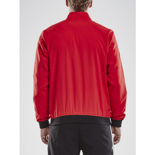 Craft Craft Pro Control Woven Jacket, heren, Red