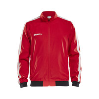 Craft Pro Control Woven Jacket, heren, Red