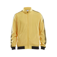 Craft Pro Control Woven Jacket, heren, Yellow
