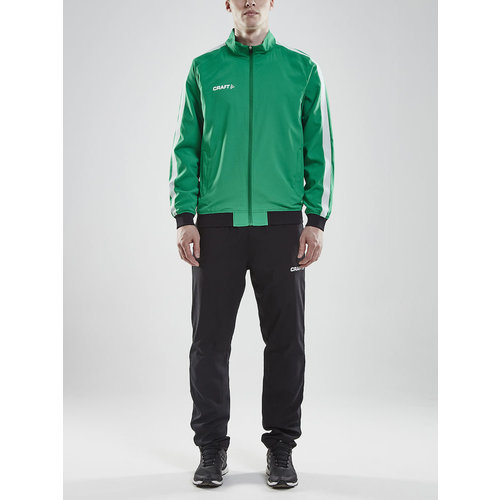 Craft Craft Pro Control Woven Jacket, heren, Green