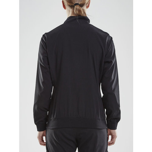 Craft Craft Pro Control Woven Jacket, dames, black