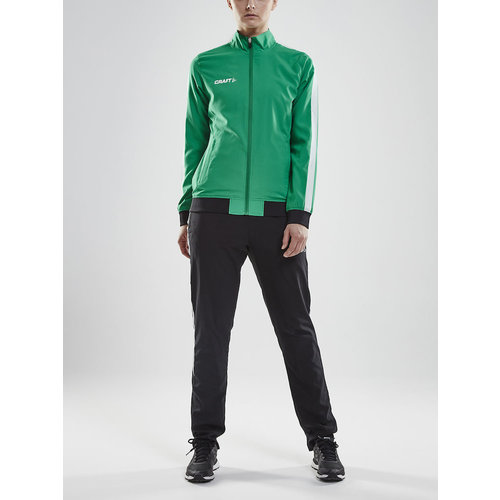 Craft Craft Pro Control Woven Jacket, dames, Green