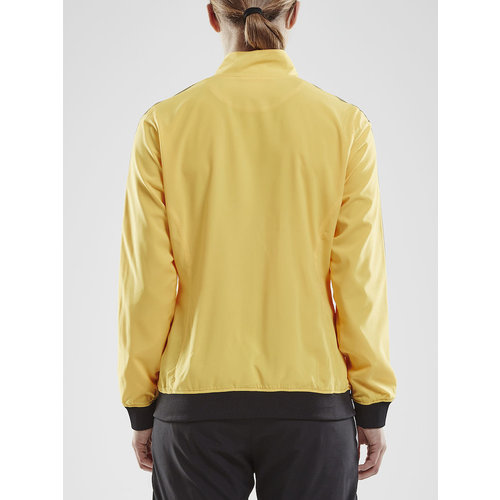 Craft Craft Pro Control Woven Jacket, dames, Yellow