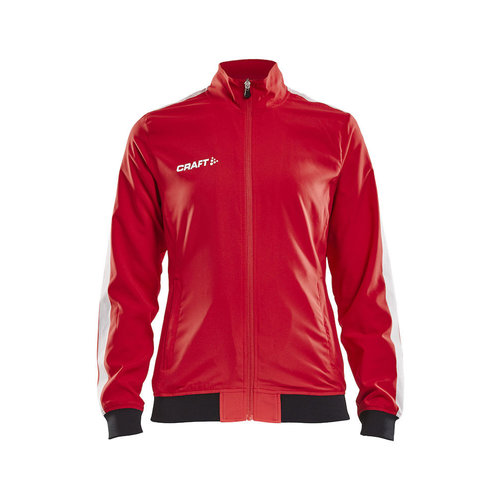 Craft Craft Pro Control Woven Jacket, dames, Red