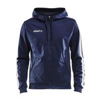 Craft Pro Control  Hood Jacket, heren, navy