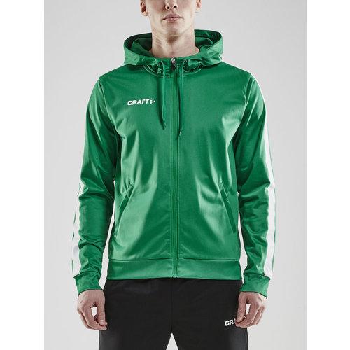 Craft Craft Pro Control  Hood Jacket, heren, Team Green