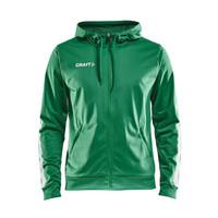 Craft Pro Control  Hood Jacket, heren, Team Green