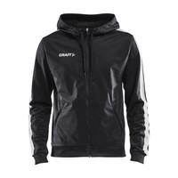 Craft Pro Control  Hood Jacket, heren, Black