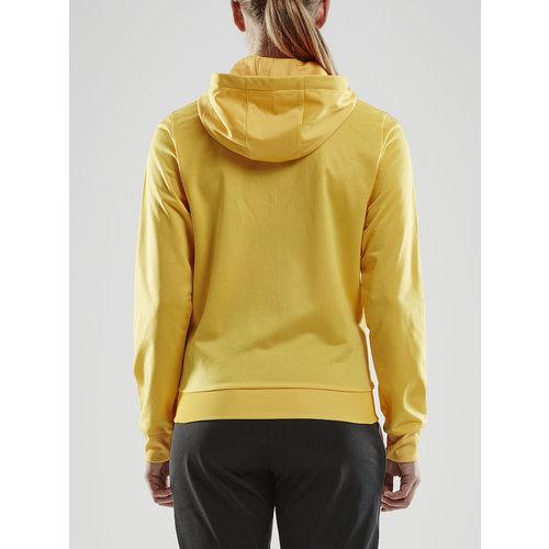 Craft Craft Pro Control  Hood Jacket, dames, yellow
