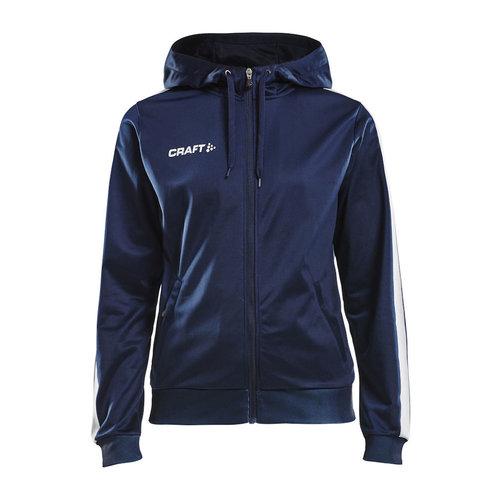Craft Craft Pro Control  Hood Jacket, dames, navy