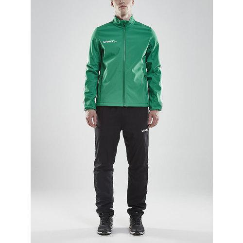 Craft Craft Pro Control  Softshell Jacket, heren, team green